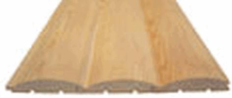 блок-хаус (имитаци¤ бревна) лиственница ј 145(138)х28