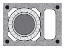 Комплект Schiedel 0,33 п.м. одноходовой с вент каналом канала Д=140, UNI, 320х460